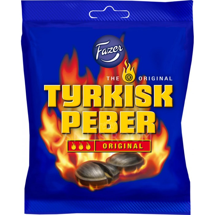 Turkis Peppar Original