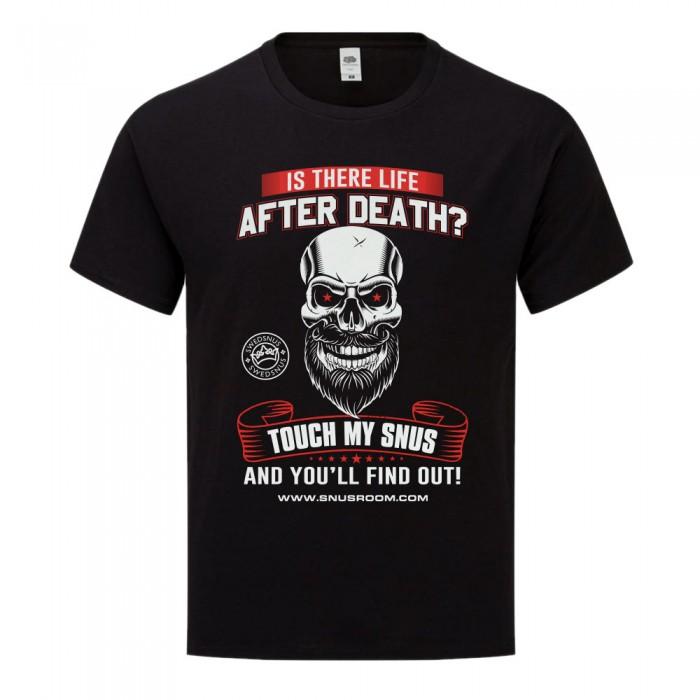 T-Shirt Touch My Snus L