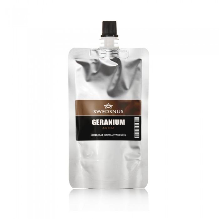 Geranium Flavouring For Loose Snus