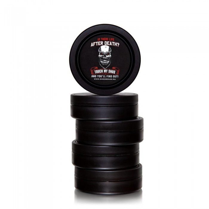 5-pack Touch My Loose Snus Cans