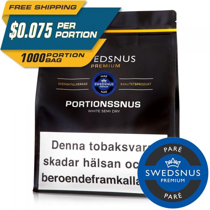 Premium Paré 1000 Bag