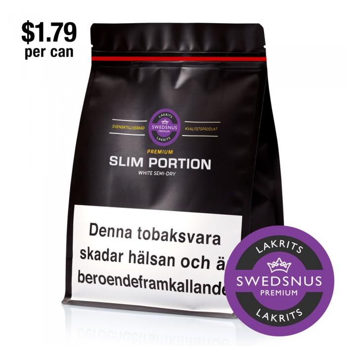 Slim Licorice 300
